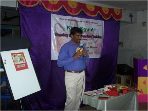 Prabhu Sunday School Training 300x225 Kids Kount India