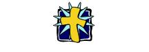 Cross Button 2 Faith Legacy Series