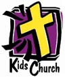 Kids Church Logo for GT Raise Kids in Christ!
