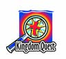 Kingdom Quest Logo for GT Ministry Resources from Kids Kount Publishing
